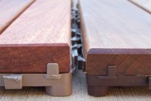 Interlocking Decking Tile